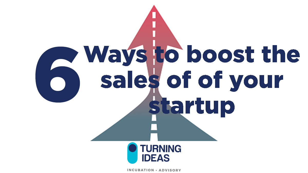 6 Ways to Boost the Sales of your Startup